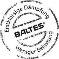 Baltes WellFoot Stempel
