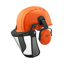 SCHUBERTH® Waldarbeiter-Helm Kombination orange